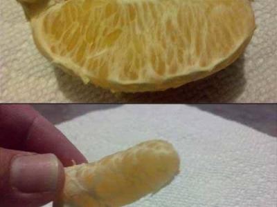 A Dirty Orange